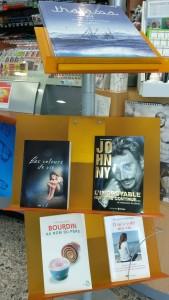 En librairie